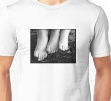 Siblings Toes Up Unisex T-Shirt