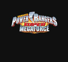 mighty mhorpin power rangers super mega force Unisex T-Shirt