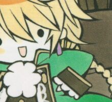 Chibi Jack & Glen (Pandora Hearts) Sticker