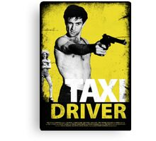 TAXI DRIVER : MOVIE CLASSIC 3 Canvas Print