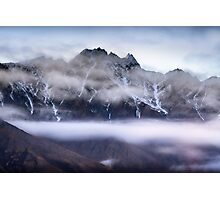 Remarkable Peaks Photographic Print