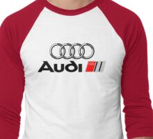 Audi Men's Baseball ¾ T-Shirt
