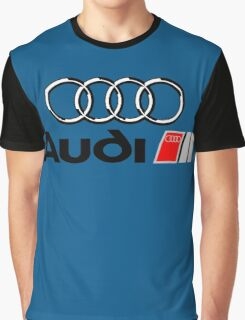 Audi Graphic T-Shirt