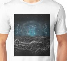 Black & Blue Tech Unisex T-Shirt