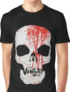 Bloody venture skull Graphic T-Shirt