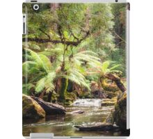 Riverside ferns iPad Case/Skin