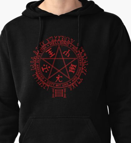 Hells gate arrested... Pullover Hoodie
