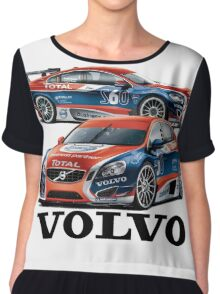 Volvo BBTC Chiffon Top