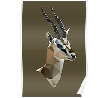 LP Gazelle Poster
