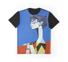 Jacqueline -Picasso- Graphic T-Shirt