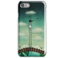 The sky's the limit  iPhone Case/Skin