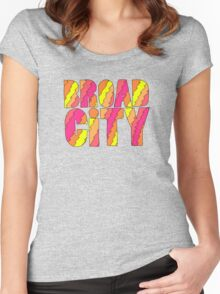 Broad City Women's Fitted Scoop T-Shirt
