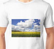 Spring Fields Of Yellow Unisex T-Shirt