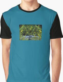 field pond Graphic T-Shirt