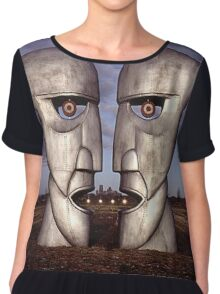 PINK FLOYD ARTWORK Chiffon Top