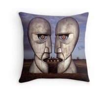 PINK FLOYD ARTWORK Throw Pillow