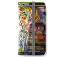 Between dream and reality iPhone Wallet/Case/Skin