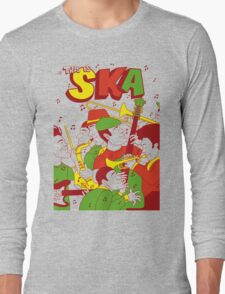 This Is Ska Long Sleeve T-Shirt