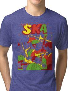 This Is Ska Tri-blend T-Shirt