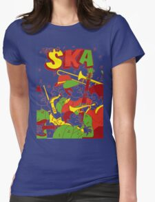 This Is Ska Womens Fitted T-Shirt