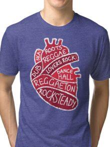 Roots Reggae, For A Good Attitude Tri-blend T-Shirt