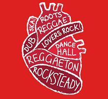 Roots Reggae, For A Good Attitude Unisex T-Shirt