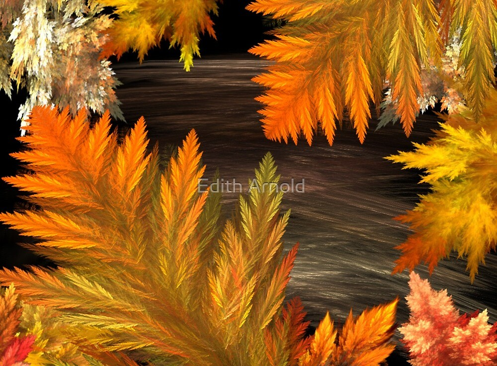 fall by Edith Arnold