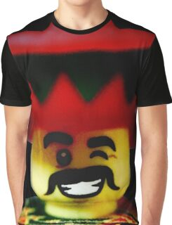 The Friendly Mexican Graphic T-Shirt