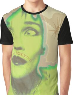 The Horror Graphic T-Shirt