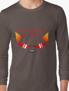Terezi H3Y COOL K1D 1S TH1S YOU? Long Sleeve T-Shirt