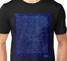 USGS TOPO Map Alabama AL Eutaw 305459 1927 48000 Inverted Unisex T-Shirt