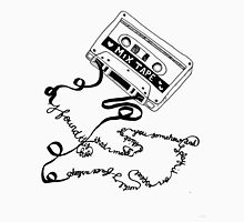 tape deck lyrics Unisex T-Shirt