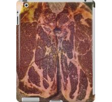 Let's meat iPad Case/Skin