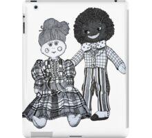 Jemima & Bobby ~ Soul Mates iPad Case/Skin
