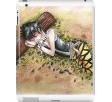 Sleeping Midnight iPad Case/Skin