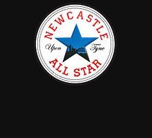 NEWCASTLE UPON TYNE STAR FEATURING TYNE BRIDGE Unisex T-Shirt