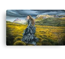Wilderness of the Heart Canvas Print