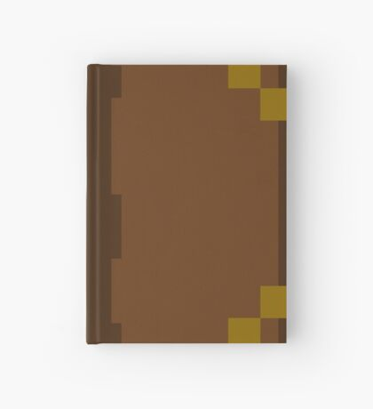 Minecraft Inspired Journal Hardcover Journal
