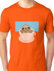 Sloth in a cup 2 Unisex T-Shirt