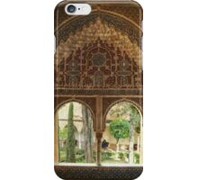 The rest of the tourist iPhone Case/Skin