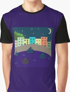 Tenby  Graphic T-Shirt