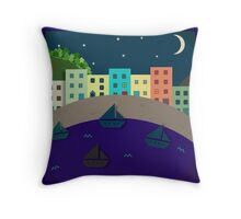 Tenby  Throw Pillow