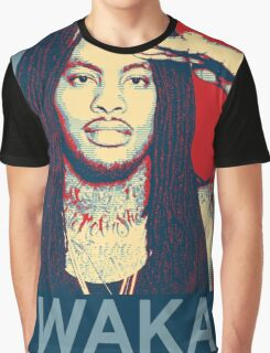 Waka flocka flame for president Graphic T-Shirt