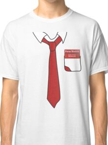 Shaun of the Dead Shirt and tie Classic T-Shirt