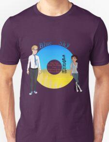 Portal Blue Sky T-Shirt
