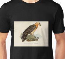 Bilder atlas zur Wissenschaftlich populären Naturgeschichte der Vögel in ihren sämmtlichen Hauptformen Leopold Joseph Fitzinger 1864 011 Unisex T-Shirt