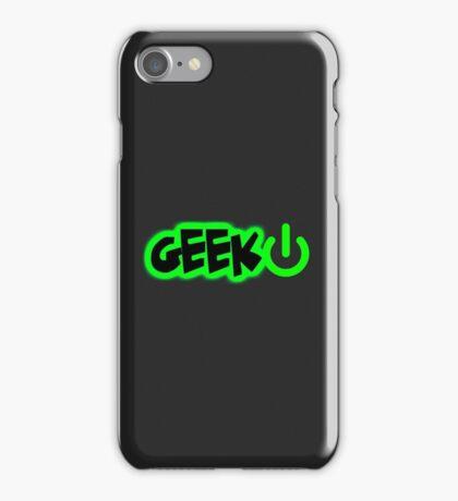 I'm a : GEEK iPhone Case/Skin