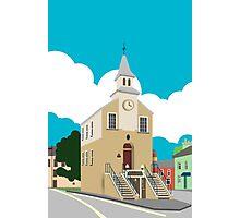 Narbeth Clocktower Photographic Print