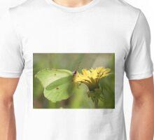 Brimstone Butterfly Unisex T-Shirt