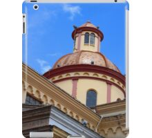 Church Dome in Otavalo iPad Case/Skin